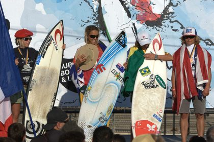 Japan's Kanoa Igarashi, Australia's Sally Fitzgibbons Headline Top Talent to Compete in 2018 UR ISA World Surfing Games