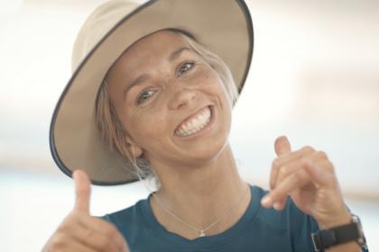 Meet Australia's Sally Fitzgibbons