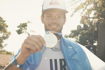Catching up with Argentina's Gold Medalist Santiago Muñiz