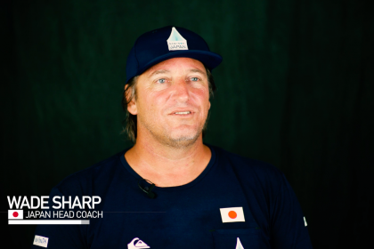 Wade Sharp Shares his Surf Knowledge