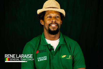 Rene Laraise – Team Senegal on Friendship First