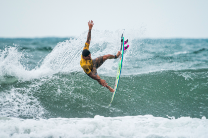 2019 ISA World Surfing Games presented by Vans Charges into Home Stretch Towards Historic Team and Men's Medals